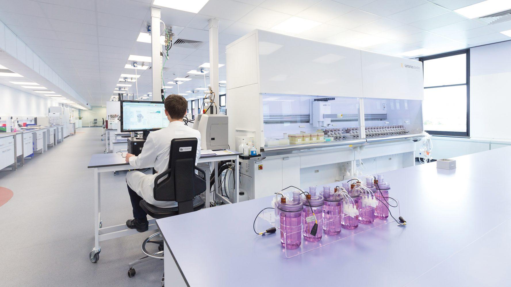 FUJIFILM Diosynth Biotechnologies Case Study - First Step